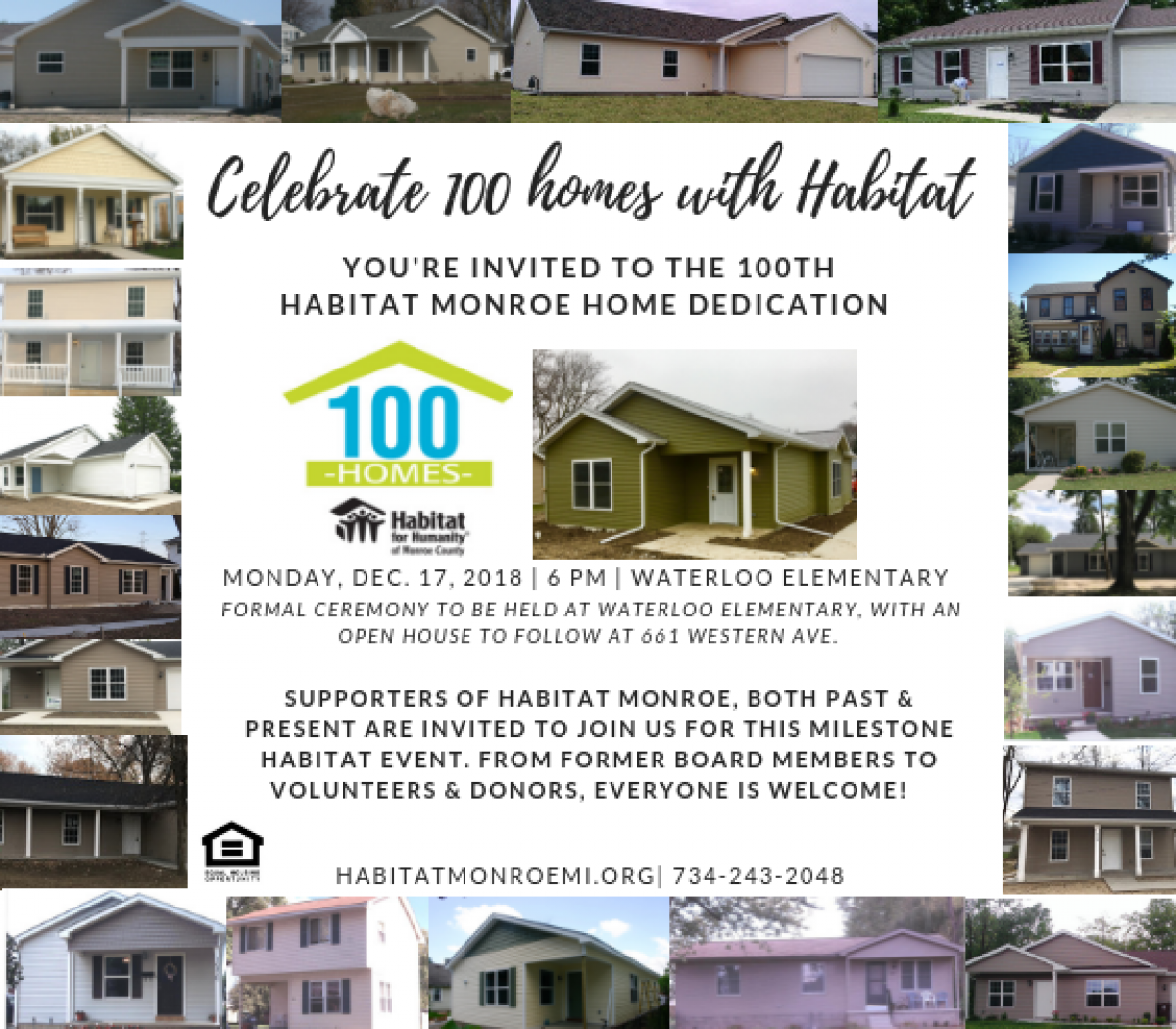 100th Home Celebration