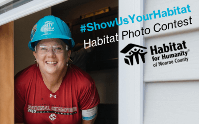 Show us YOUR HABITAT
