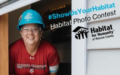 Show us YOUR HABITAT