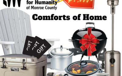 Comforts Of Home Prize Package