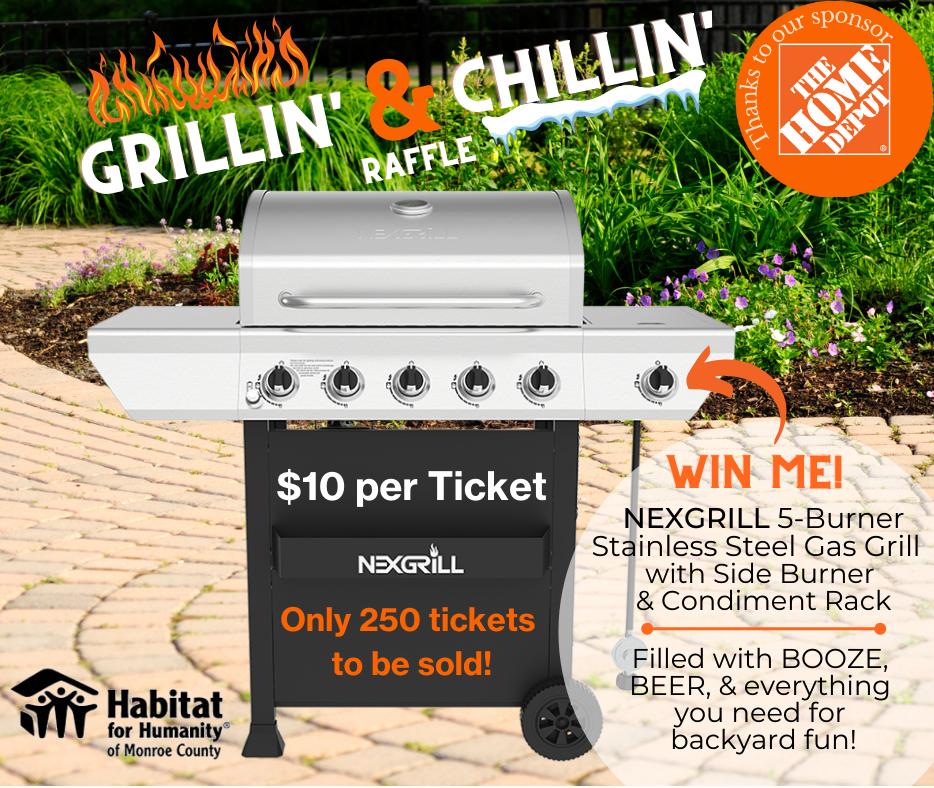 Grillin', Chillin' & Summer Fun